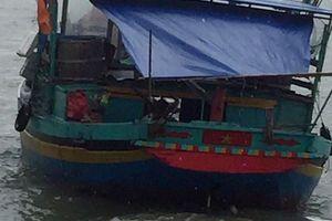 Một ngư dân Hà Tĩnh mất tích trên biển