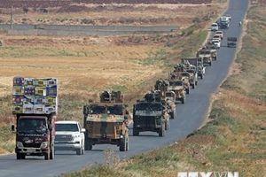 Nga và Thổ Nhĩ Kỳ điện đàm về tình hình Đông Bắc Syria