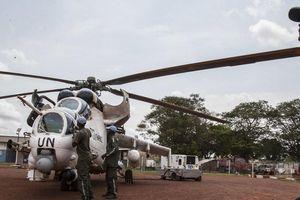 Bốn quân nhân Liên hợp quốc thiệt mạng do tai nạn máy bay chiến đấu