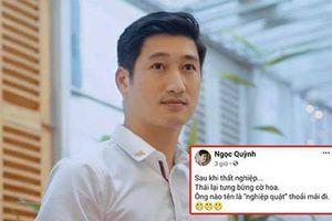 Thái (Hoa Hồng Trên Ngực Trái) đăng ảnh bảnh bao sau khi li hôn, tuyên bố 'sốc'