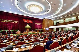 Ngày làm việc thứ hai, Hội nghị Trung ương 11 thảo luận Chiến lược Phát triển kinh tế - xã hội