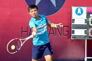 Lý Hoàng Nam giành á quân giải quần vợt ITF World Tour M25 Tây Ninh