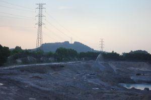 Nghiên cứu vận chuyển tro xỉ ngược vào mỏ
