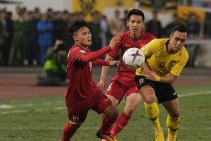 Báo Malaysia: Hàng công của đội tuyển Việt Nam ghi bàn quá kém