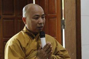 Nếu sư Toàn lấy tiền công đức mua đất đứng tên cá nhân thì phải trả lại nhà chùa