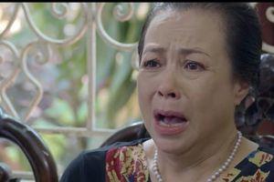 Hoa hồng trên ngực trái tập 19: Bà Kim gào khóc tiết lộ lý do ghét San