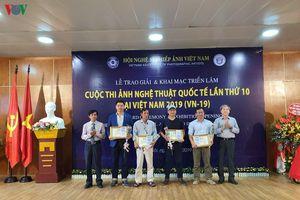 Khai mạc triển lãm ảnh nghệ thuật quốc tế lần thứ 10 tại Việt Nam