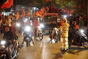 Tuyển Việt Nam gặp Malaysia: Người Hà Nội khi ra đường cần biết thông tin này