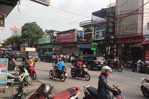 Truy bắt nghi phạm cầm súng cướp tiệm vàng ở Quảng Ninh