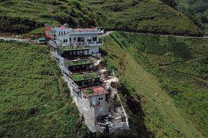 Ông Huy phủ nhận là 'chủ nhân thực sự' của Panorama Mã Pì Lèng, nói từng khuyên bà Ánh không xây lớn