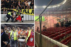 ĐT Indonesia thoát án 'treo sân' trận gặp Việt Nam