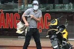 Xác định nghi can cướp tiệm vàng ở Quảng Ninh