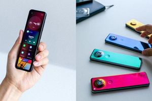 'Cha đẻ Android' tiết lộ mẫu smartphone mới với thiết kế độc lạ
