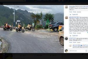 Facebook 'dậy sóng' vì 4 người đàn ông khỏa thân tạo dáng tại Mã Pì Lèng Panorama