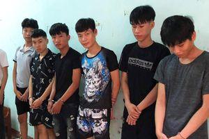 Đà Nẵng: Bắt nhóm thiếu niên truy sát nhau làm 1 người bị thương nặng