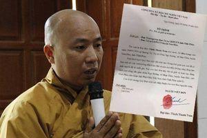 Sư Toàn có thể mang theo 300 tỉ rời cửa Phật?
