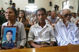3 cụ ông được xin lỗi công khai sau 39 năm bị oan