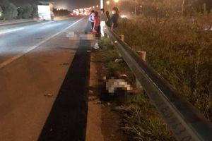 Thêm 1 người tử vong vụ nhóm công nhân bị tông trên cao tốc