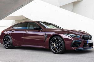 BMW M8 Gran Coupe - mẫu sedan 4 cửa mạnh như siêu xe