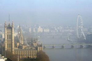 Ô nhiễm không khí là sát thủ giết 9.500 người/năm tại London