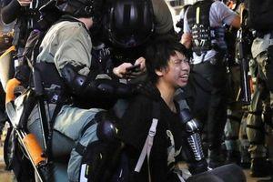 Trung Quốc cảnh cáo Apple vì ủng hộ người biểu tình Hong Kong