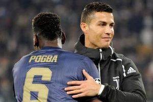 Pogba có thể sớm trở thành đồng đội của Ronaldo
