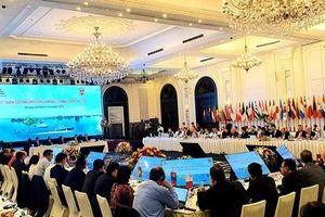 Hội nghị Tổng cục trưởng Hải quan Diễn đàn hợp tác Á-Âu lần thứ 13