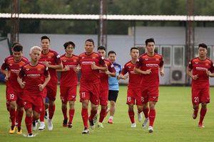 Đội tuyển Việt Nam chốt danh sách 23 cầu thủ cho trận tiếp đón Malaysia