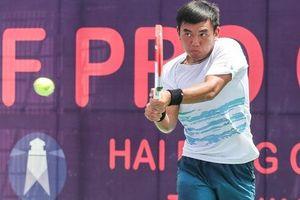 Thua hạt giống số 1, Hoàng Nam sớm chia tay ITF World Tennis Tour M25