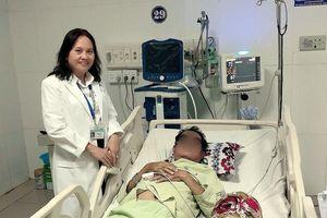 Cứu sống bệnh nhân suy hô hấp nguy kịch do nhiễm cúm H1N1