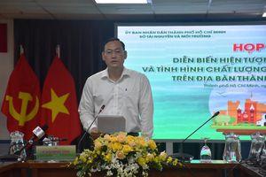 TPHCM: Chậm thông tin về ô nhiễm không khí do... bất ngờ!