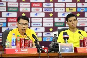 HLV Malaysia: Chúng tôi lạc quan hướng đến kết quả tốt nhất