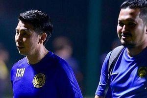 HLV đội tuyển Malaysia muốn học trò để mắt tới Công Phượng và Văn Hậu
