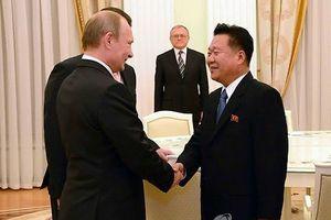 Nhân vật quyền lực số 2 Triều Tiên gặp phái đoàn Nga