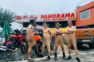 Vụ bốn người đàn ông khỏa thân ở Mã Pì Lèng: Lãnh đạo huyện Mèo Vạc nói gì?