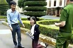 Ủy ban tỉnh Đắk Lắk trả lời 'cô giáo phải quỳ dâng đơn' như thế nào?