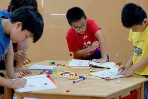 Trẻ bứt phá với phương pháp rèn luyện tư duy sáng tạo CMS EDU
