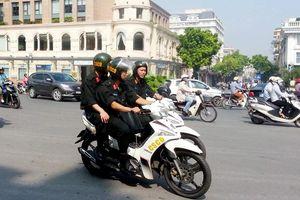 Công an Hà Nội huy động 100% lực lượng đảm bảo an ninh trận Việt Nam - Malaysia