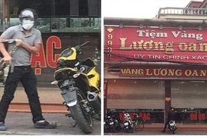 Lộ diện danh tính nghi phạm cầm súng cướp tiệm vàng ở Quảng Ninh