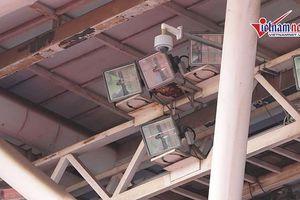 Sân Mỹ Đình lắp 40 camera chống nạn pháo sáng trận Việt Nam - Malaysia
