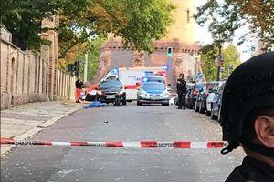 Xả súng gần giáo đường Do thái ở Đức, hai người thiệt mạng