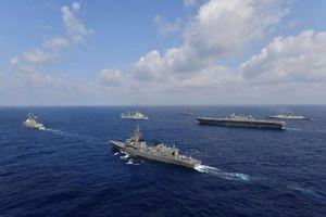 Mỹ - Nhật - Ấn - Australia sắp liên minh tuần tra Biển Đông, 'dằn mặt' Trung Quốc?