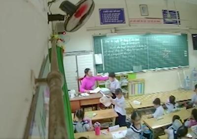 UBND quận Tân Phú thông tin vụ cô giáo bạo hành học sinh