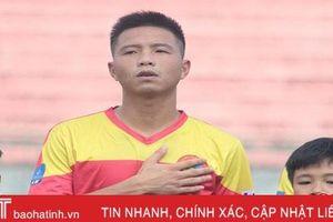 Tiền vệ Phan Công Quỳnh Anh: 'Nếu có cơ hội, nhất định tôi sẽ về cống hiến cho quê hương'