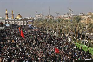 Hàng nghìn cảnh sát đặc biệt của Iran sẽ bảo vệ lễ hành hương Arbaeen tại Iraq