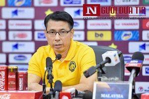 HLV Tan Cheng-Hoe: 'ĐTQG Malaysia sẽ trình diễn một lối đá đẹp'