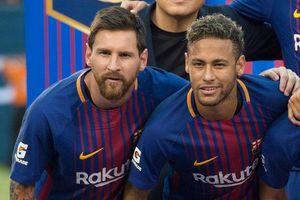 Messi: 'Tôi lo sợ Neymar sẽ chuyển tới Real Madrid'