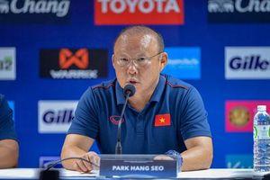 HLV Park Hang-seo nói gì trước cuộc đụng độ với Malaysia?