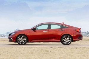 Chiêm ngưỡng vẻ đẹp của Honda Civic 2020, giá từ 458 triệu đồng