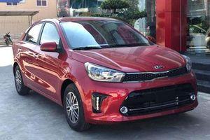 Kia Soluto bán được hơn 1.100 chiếc chỉ sau 20 ngày ra mắt
